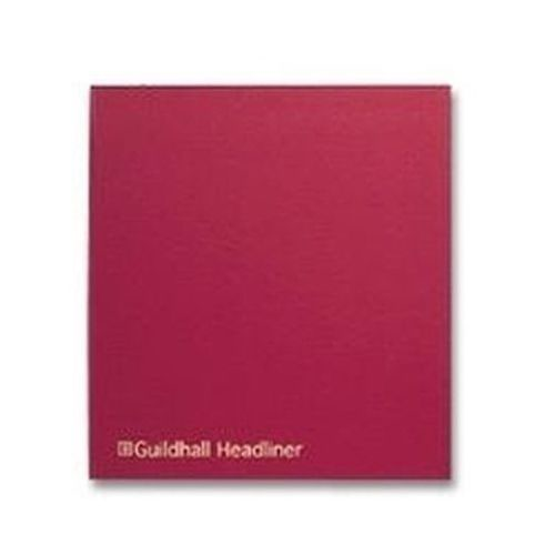 Guildhall Headliner Book 68 Series 6/20 Petty Cash Column 80 Pages
