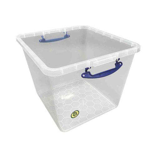 Really Useful 60 Litre Clear Base ONLY