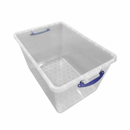 Really Useful 96 Litre Clear Base ONLY