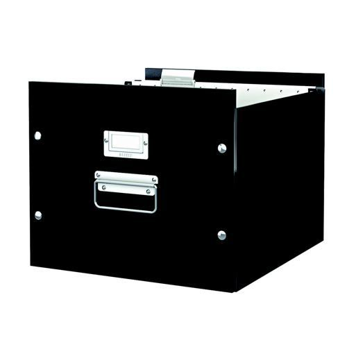 Leitz Click & Store Suspension File Box Black