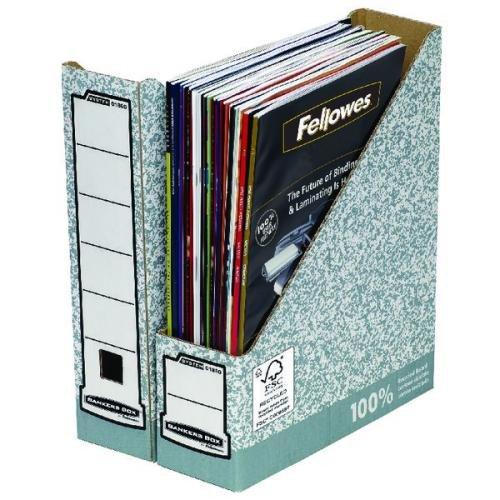 Fellowes R-Kive System Magazine File 78x254x363mm