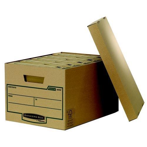 Fellowes Bankers Box Earth Series Standard Storage Box