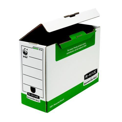 Fellowes Panda Transfer File Foolscap 127x362x246mm
