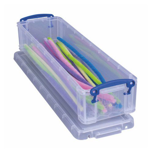 Really Useful 1.5 Litre Clear Box
