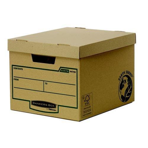 Fellowes Bankers Box Earth Series Heavy Duty Storage Box