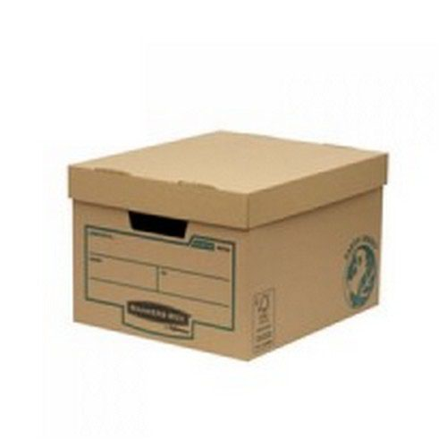 Bankers Box Earth Series Budget Storage Box Pack 10