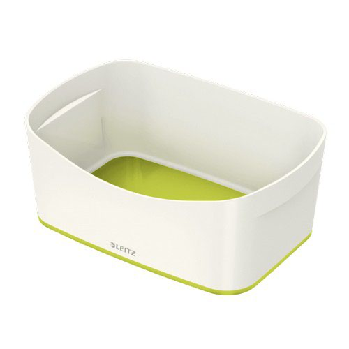 Leitz Mybox Storage Tray White/Green