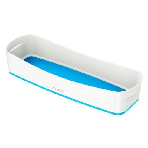 Leitz Mybox Organizer Tray Long White/Blue