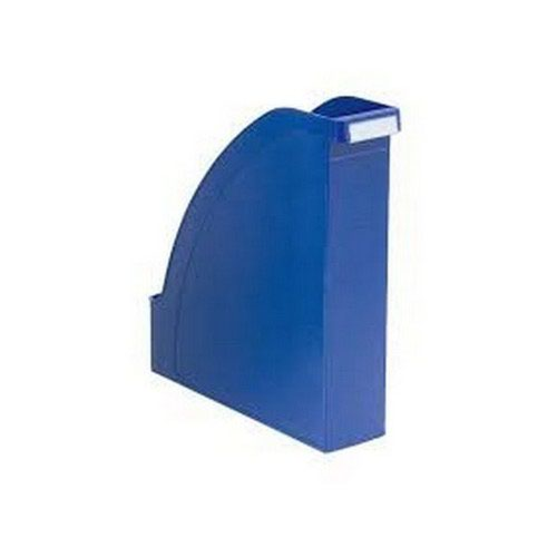 CEP Pro Gloss Magazine File Made From Recyclable; Shock Resistant Polystyrene Blue