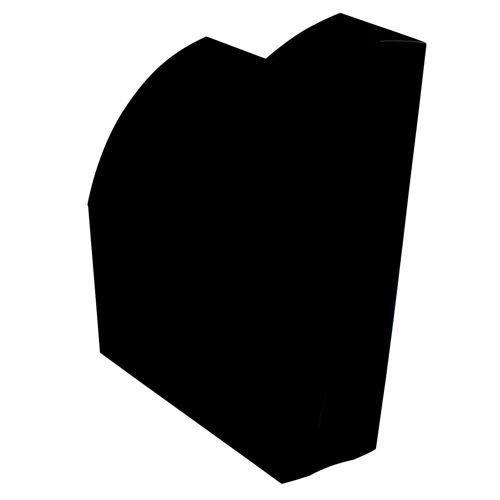 Exacompta Eco Magazine File Black