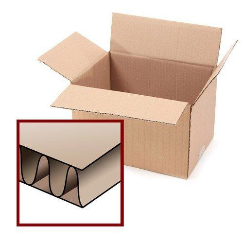 Corrugated Box Single Wall 125 KS/T/B A4 5 Ream 305x229x305mm Pack 20