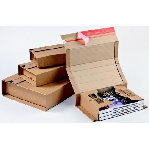 Colompac Postal Wrap CP020.12 Int 325x250x80mm Ext 380x265x100mm Pack 20