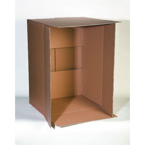 Corrugated Box Double Wall 120K/BC/T 305x229x152mm (12 x 9 x 6)