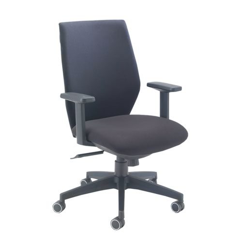 Arista Task Chair Black KF74285