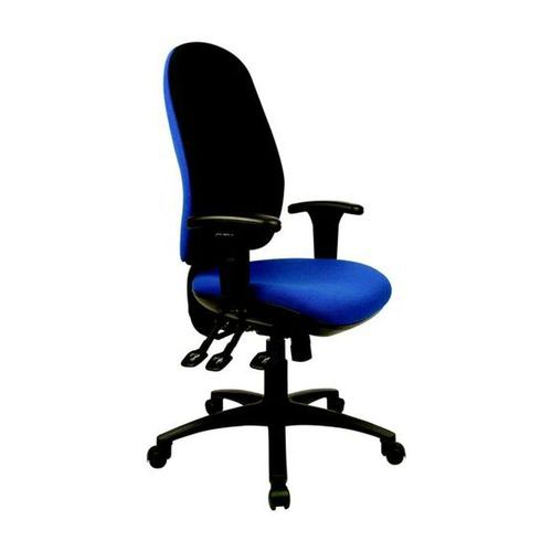 Cappela Radial High Back Posture Chair Blue KF03497