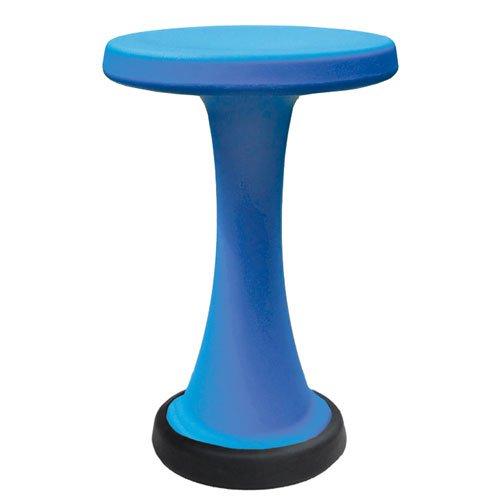 Gopak One Leg Stool 400mm Blue Including Antislip Foot