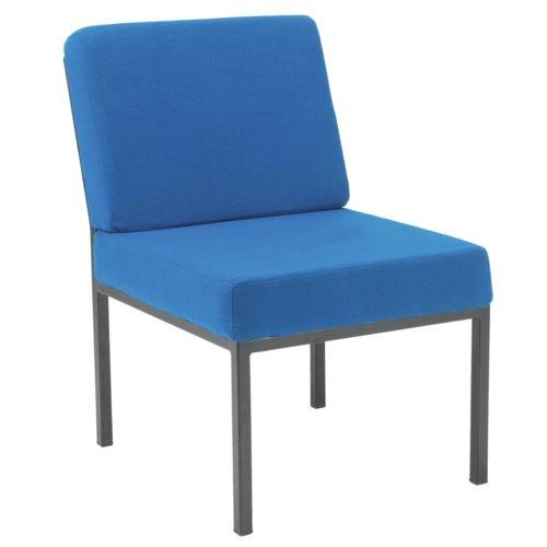 Jemini Blue Reception Chair KF04011