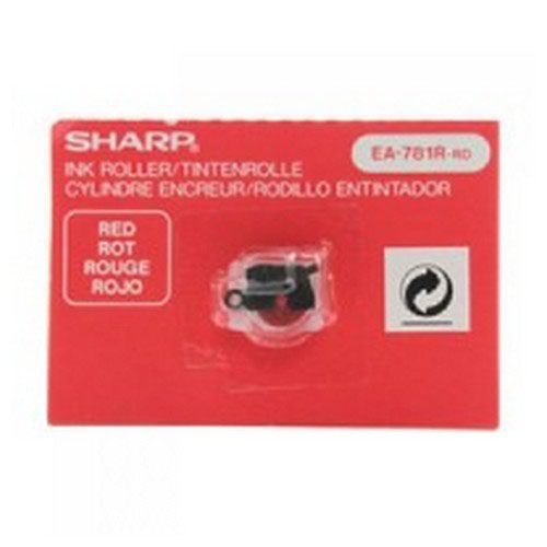Sharp EA-781RRD Printing Accessories Ink Roller Red