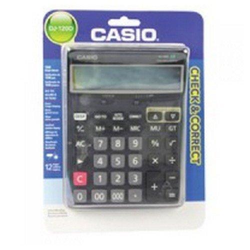 Casio DJ-120D Plus 12 Digits Extra Big Desk Calculator