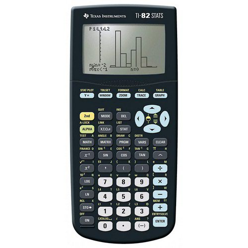 TI-82 Stats Graphic Calculator