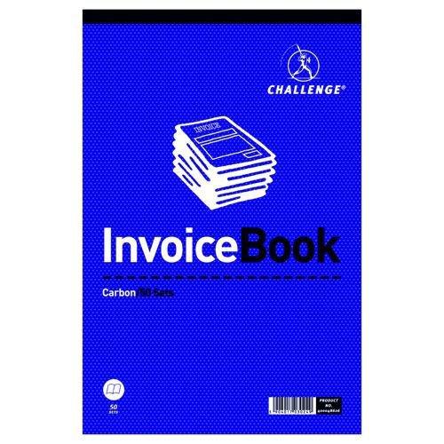 Challenge Duplicate Order Book 216x130mm