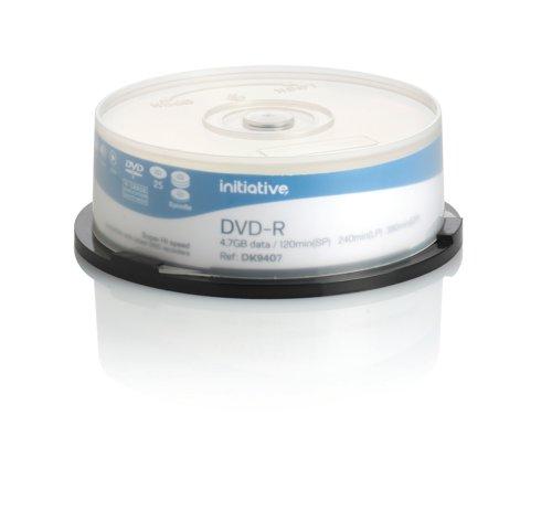 Initiative DVD-R Cake Box Spindle