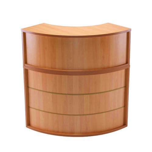 Reception Modular Hutch Unit Beech