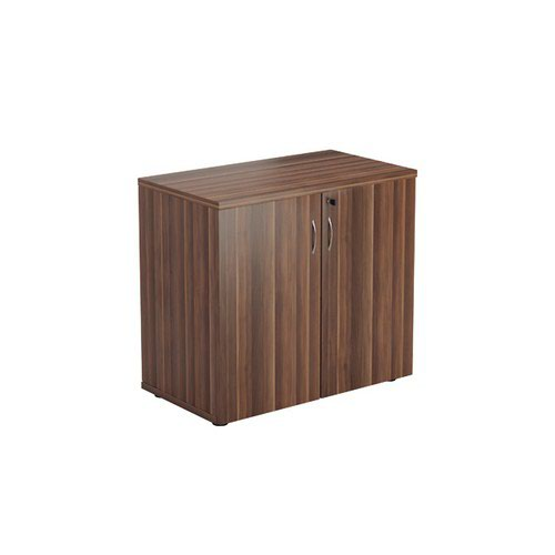 Jemini Walnut 730mm 1 Shelf Cupboard KF840151