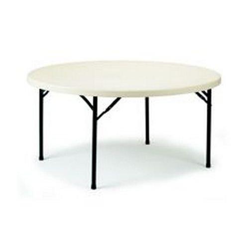 Polyfold Table 5ft  Circular 153cm