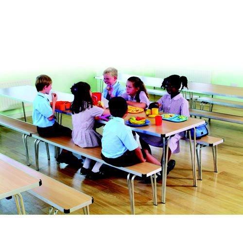 Gopak Contour Table W1830xD760xH760 Specify Colour When Ordering