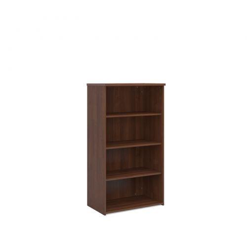 Bookcase 3 Shelf 1440h/800w/470d 25mm Top 18mm Carcass Walnut