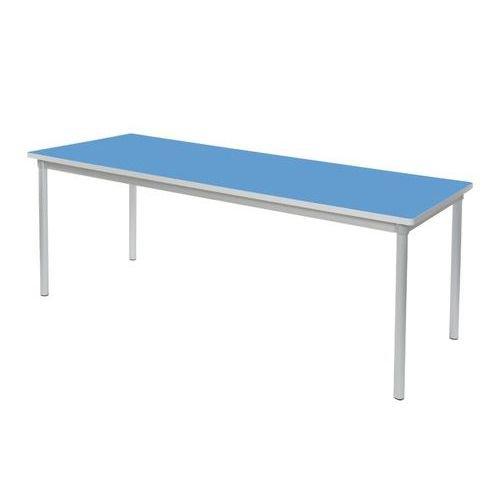 Gopak Enviro Dining Table H710 Blue/Grey Edge