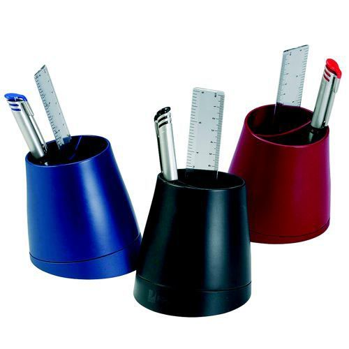 Rexel Agenda Pencil Cup Charcoal