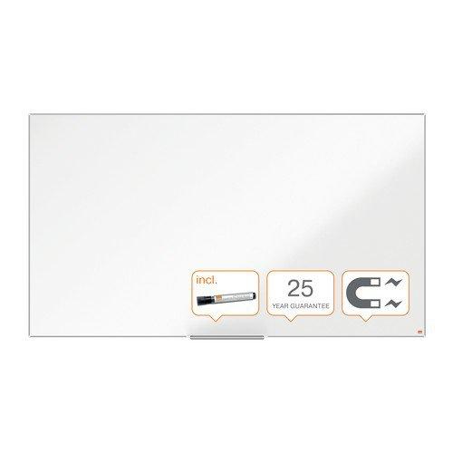 Nobo Impression Pro Widescreen Enamel Magnetic Whiteboard 1880x1060mm White