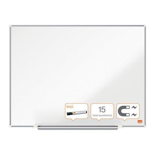Nobo Impression Pro Nano Clean Magnetic Whiteboard 600x450mm White