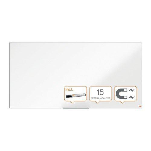 Nobo Impression Pro Nano Clean™ Magnetic Whiteboard 1800x900mm White