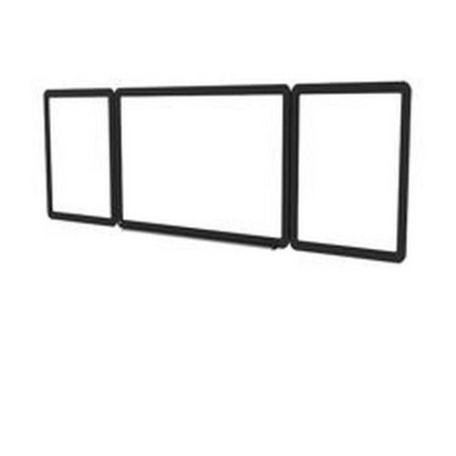 Lap Board A4 Music Lines/Plain Pack 30