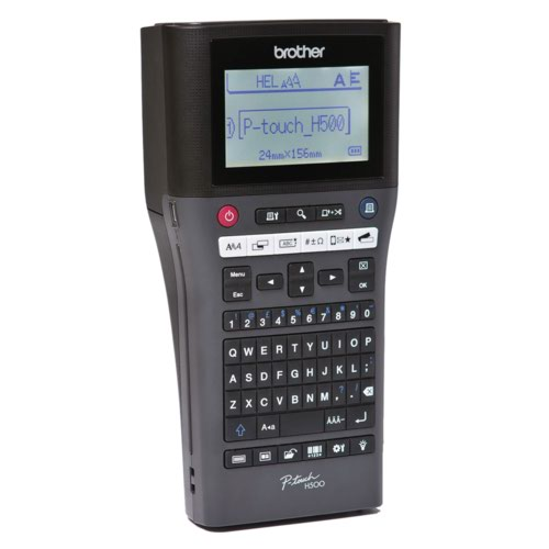 Brother P-Touch PT-H500 Professional Handheld Label Printer PTH500Z1
