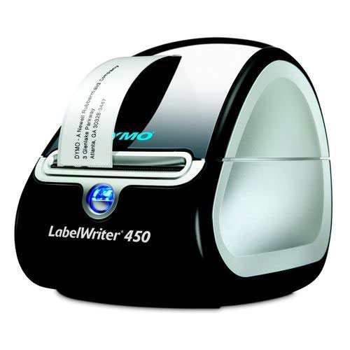 Dymo Labelwriter 450 USB Connection