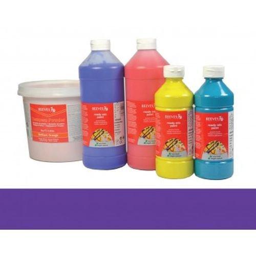 Purple Reeves Redimix Paint 500ml