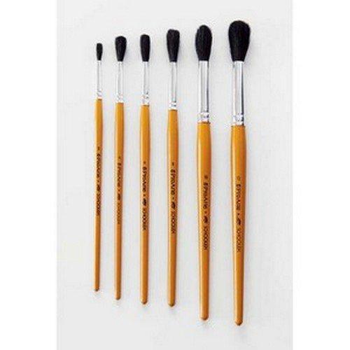 Classmates Schoolex Assorted Brushes Pack 50