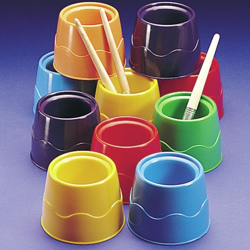Classmates Stable Water Pots Large Pack 12