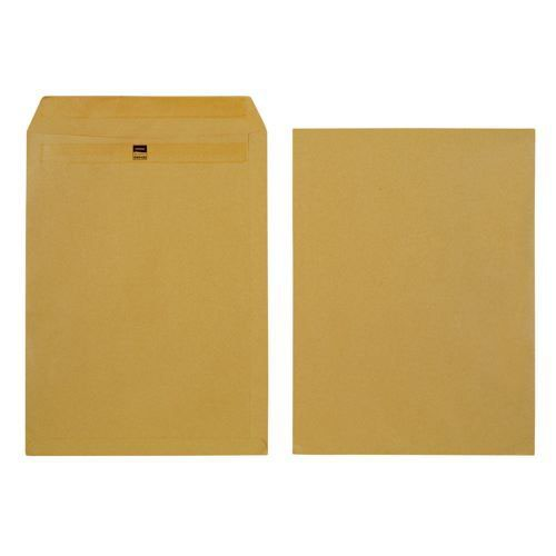 Initiative Envelope Self Seal 15x10 115gsm Heavy Duty Manilla Pack 250