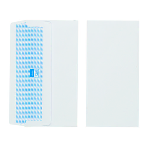 Initiative Envelope DL Self Seal 110gsm White Pack 1000