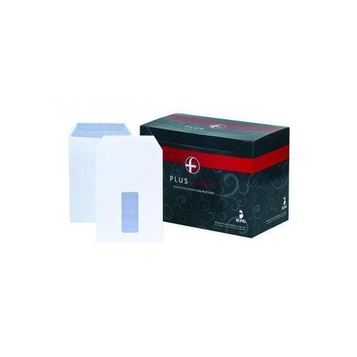 Plus Fabric C5 Window Envelopes Self Seal 110gsm White (Pack of 500) C26870