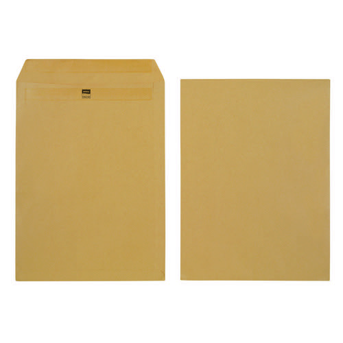 Initiative Envelope Self Seal 406x305mm  115gsm Manilla Pack 250