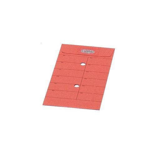 New Guardian Internal C5 Pocket Orange Envelope Pack 500