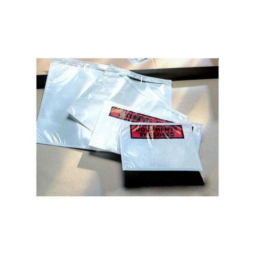 Masterline Self Adhesive Document Enclosed Printed Envelope A7/C7 113x100mm Pack 1000
