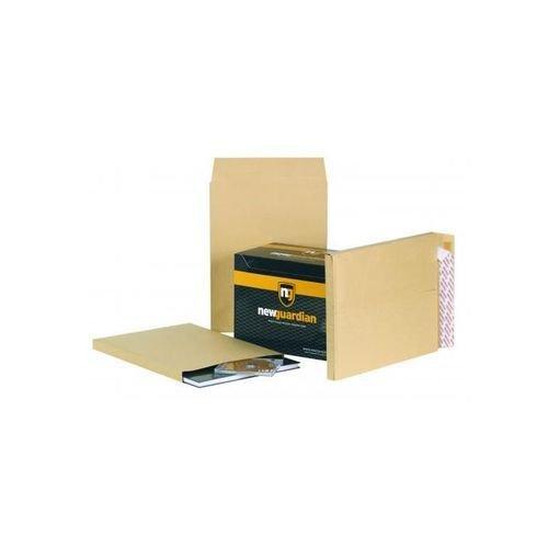 New Guardian Envelope 406x305 Gusset Pack 100