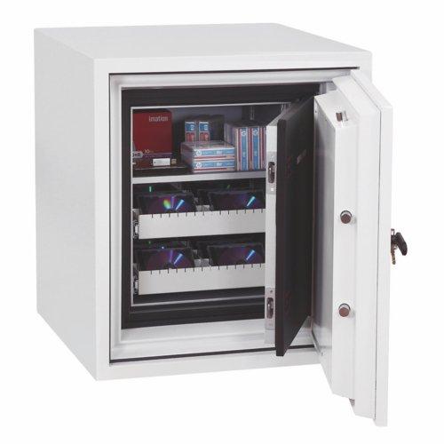 Phoenix Datacare DS2003K Size 3 Data Safe With Key Lock